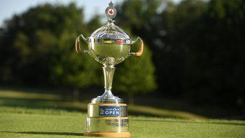 RBC Canadian Open trophy